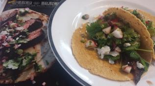 NoodleBones Taco and Bon Appetit Taco