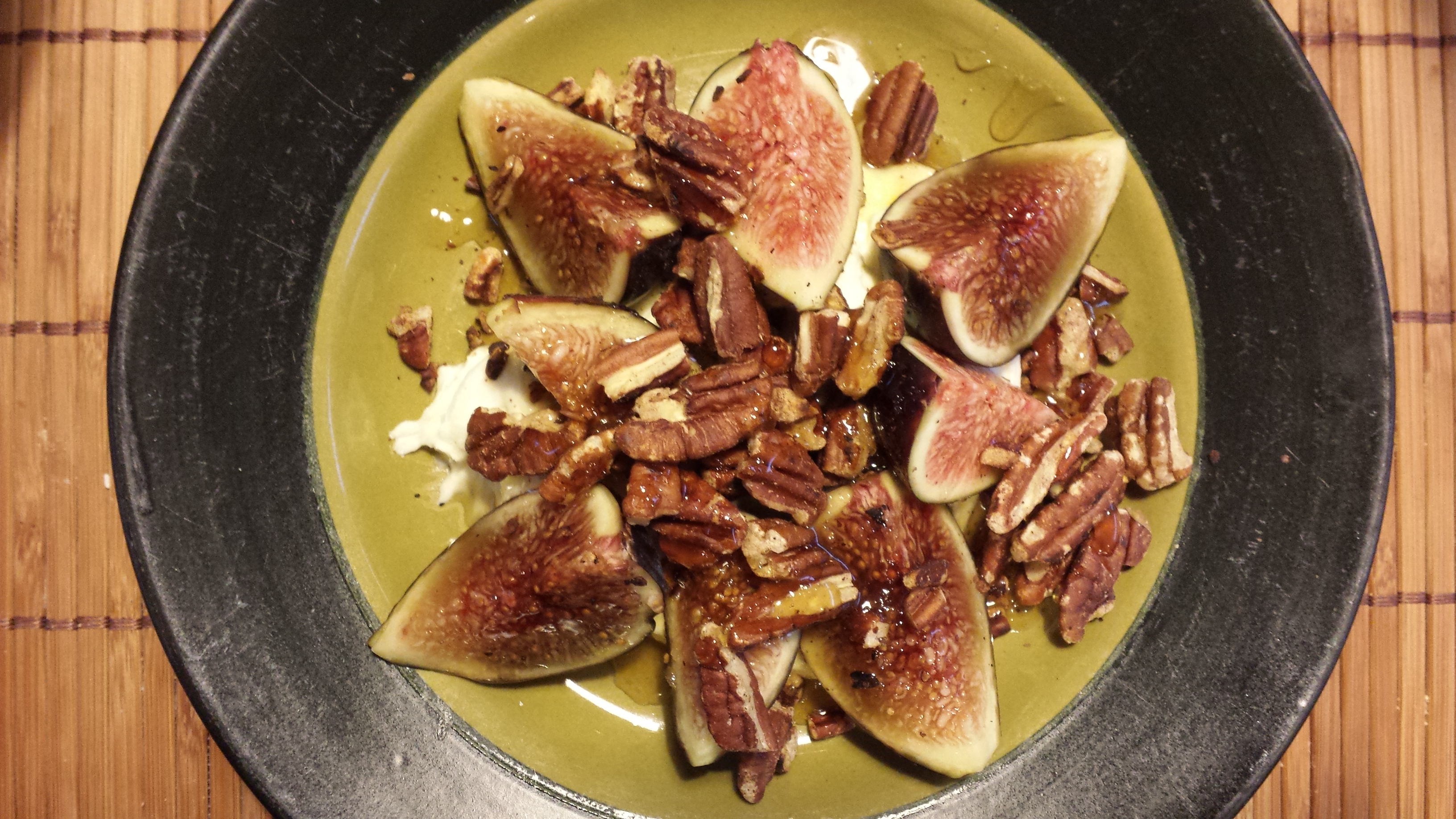 Fresh Figs With Ricotta And Honey Recipes — Dishmaps